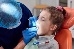 متخصص دندانپزشکی اطفال