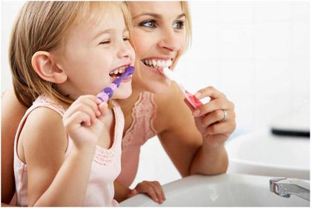 بهداشت دهان و دندان کودکان - پیشگیری از پوسیدگی دندانها